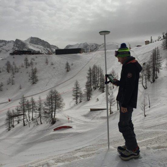 Etude, Expertise et Amélioration du Snow Parc d' Isola 2000.